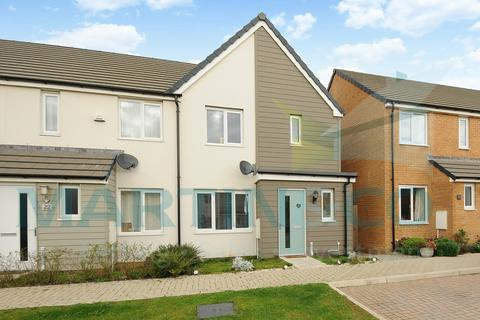 3 bedroom end of terrace house for sale - Bluebell Street, Plymouth