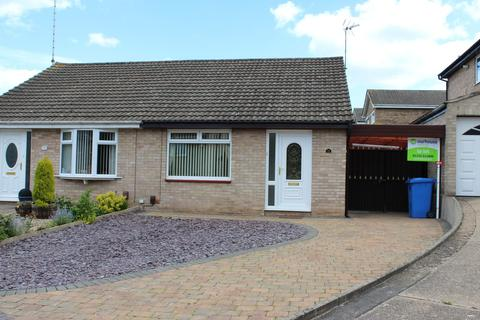 2 bedroom detached bungalow to rent - Lidgate Close, Mickleover