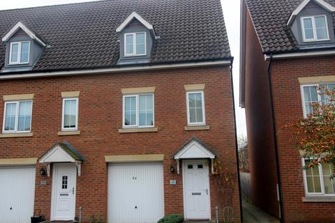 3 bedroom townhouse to rent - Whistlefish Court, Norwich