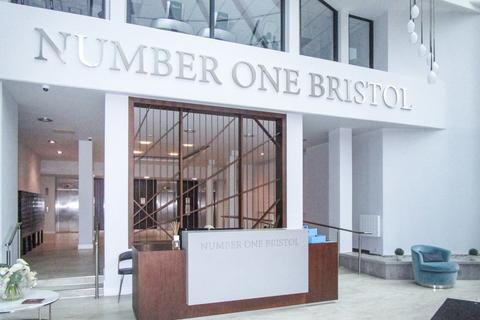 Studio to rent - City Centre, Number One Bristol, BS1 2NJ