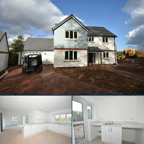 4 bedroom detached house for sale - BEECH DRIVE, NEWTON POPPLEFORD