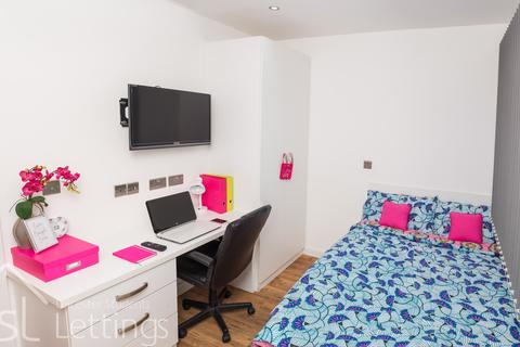 3 bedroom flat to rent - 3 Bed Flat (Shared), 142b Charles Street, Leicester LE1 1lb