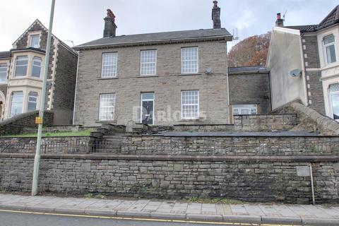4 bedroom end of terrace house for sale - Berw Road, Pontypridd