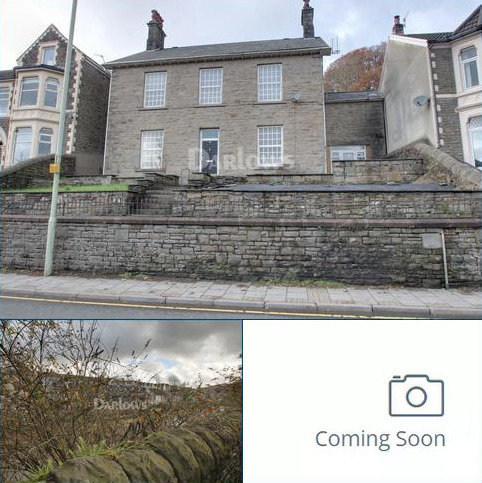 4 bedroom end of terrace house for sale - Berw Road, Pontypridd