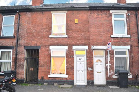 2 bedroom terraced house for sale - SHAFTESBURY CRESCENT, DERBY