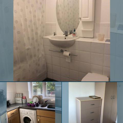 2 bedroom flat share to rent - 14 Centurion court