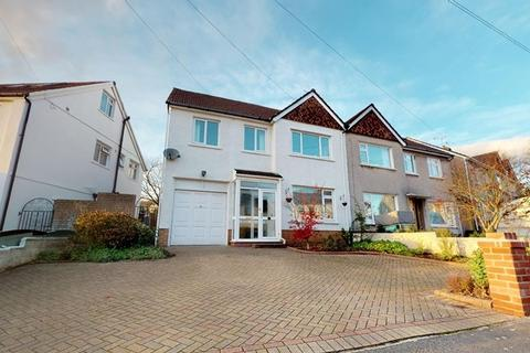 4 bedroom semi-detached house for sale - Heol Ffynnon Wen, Pantmawr, Cardiff