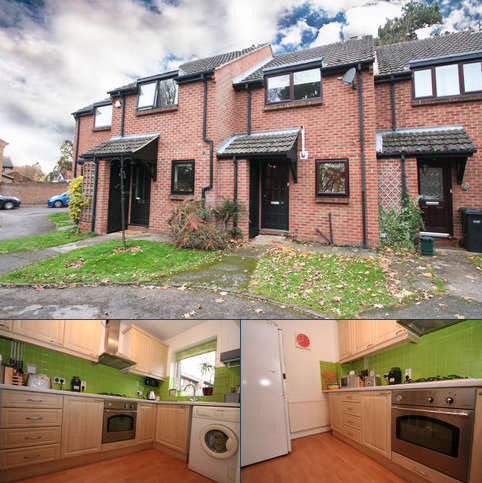 2 bedroom terraced house to rent - Rowland Close, Wallingford OX10