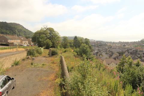 Plot for sale - Aberdour Road, Burntisland KY3