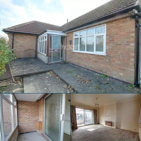 2 bedroom bungalow for sale - Bathurst Road, Evington