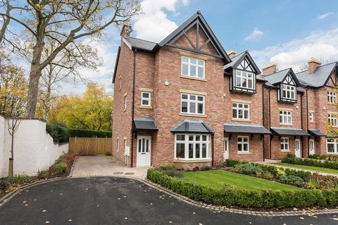 4 bedroom semi-detached house for sale - The Village, Prestbury