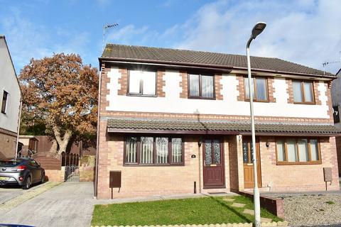 3 bedroom semi-detached house for sale - Hazel Mead, Brynmenyn, Bridgend. CF32 9AQ