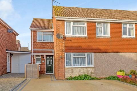 3 bedroom semi-detached house for sale - Homestead Drive, Bugbrooke, Northampton, Northamptonshire, NN7