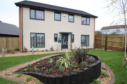 4 bedroom detached house for sale - Caerwent Gardens, Dinas Poyws