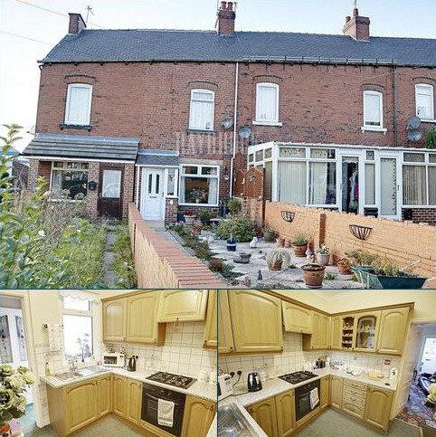 2 bedroom terraced house for sale - Hemingfield, Barnsley.