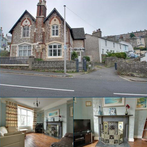 3 bedroom semi-detached house for sale - Princes Road, Torquay