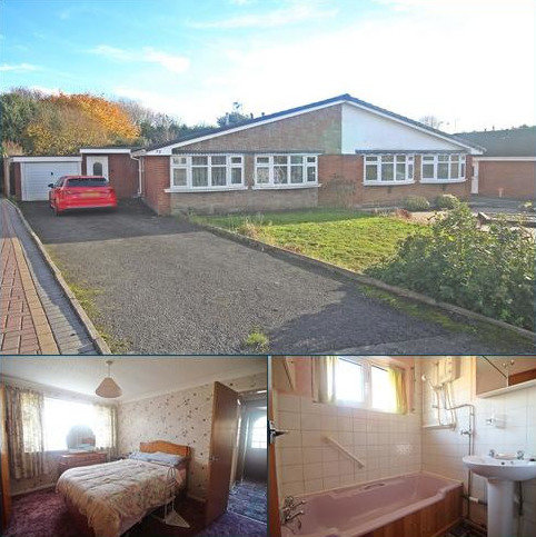 2 bedroom bungalow for sale - St Helens Way, Allesley