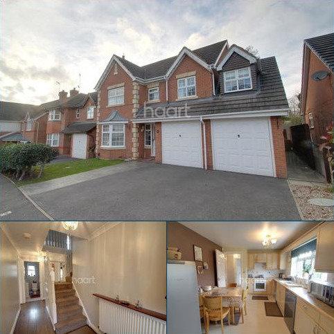 5 bedroom detached house for sale - Allerton Drive, Heathley Park, Leicester
