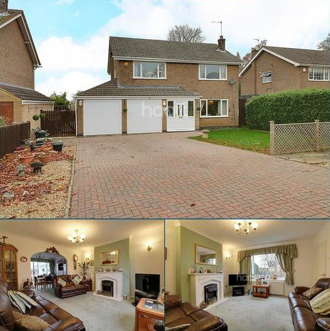 5 bedroom detached house for sale - Autumn View, Woodlands Drive, Colsterworth