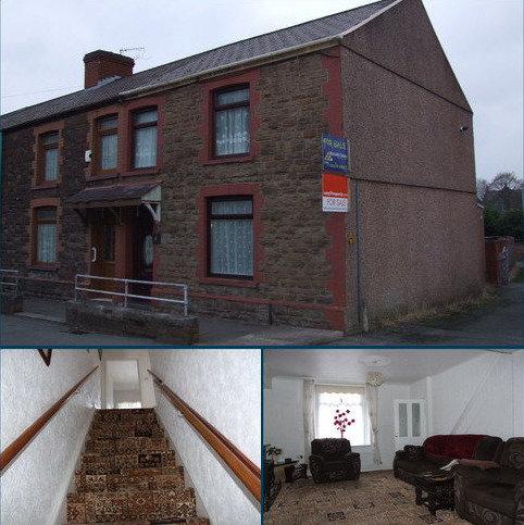 2 bedroom terraced house for sale - 1 Dyffryn Road, Taibach, Port Talbot
