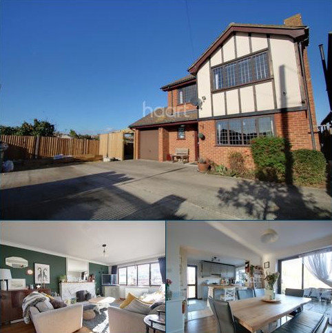 4 bedroom detached house for sale - Chequers Road, Minster on Sea, ME12 3QL