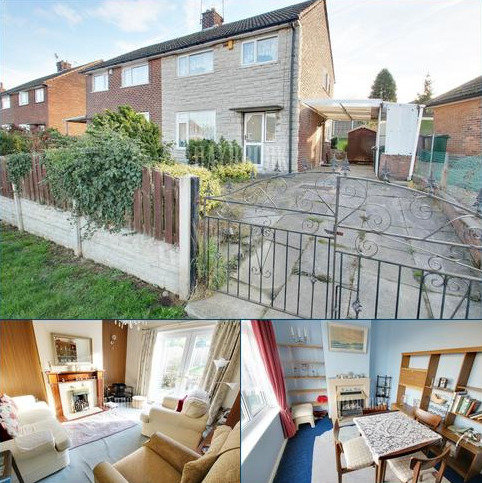 3 bedroom semi-detached house for sale - Woodleys Avenue, Rawmarsh