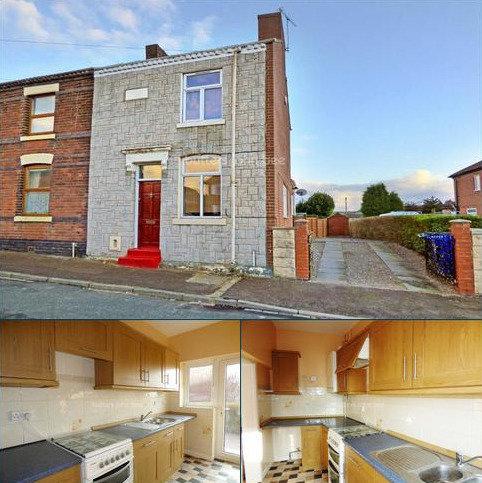 2 bedroom terraced house to rent - Ruxley Road, Bucknall
