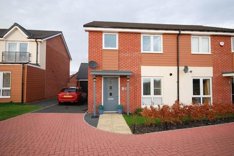 3 bedroom semi-detached house for sale - Shotton View, Great Park