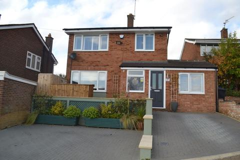 4 bedroom detached house for sale - Rennishaw Way, Links View, Northampton NN2 7NF