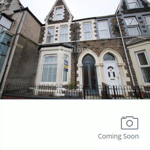 4 bedroom terraced house for sale - Ninian Park Road, Riverside