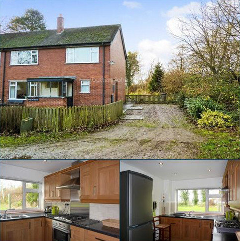3 bedroom semi-detached house to rent - Stockton Brook Water Works