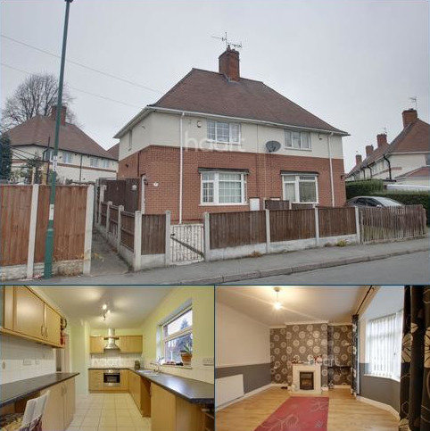 2 bedroom semi-detached house for sale - Woodley Square, Bullwell Hall