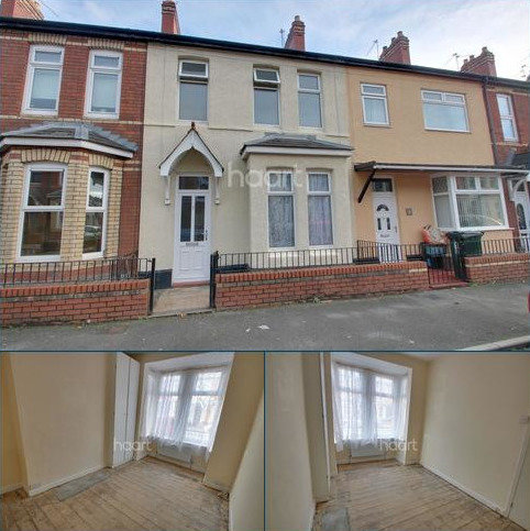 2 bedroom terraced house for sale - Cyril Street, Newport