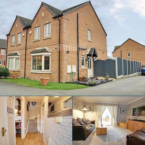 3 bedroom semi-detached house for sale - Shireoaks Way, Grimethorpe