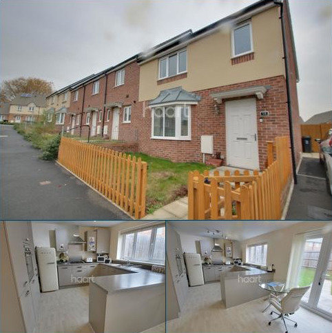 3 bedroom end of terrace house for sale - Aberthaw Rise, Alway, Newport