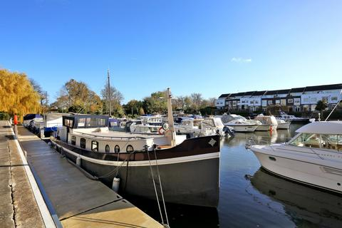 2 bedroom houseboat for sale - Chiswick Quay Marina, Chiswick, W4