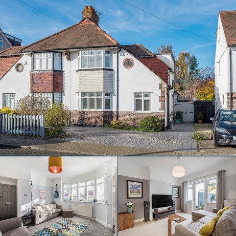 4 bedroom semi-detached house for sale - Brooklyn Road Bickley BR2