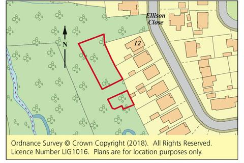 Land for sale - Land Ellison Close, Chestfield, Whitstable, Kent