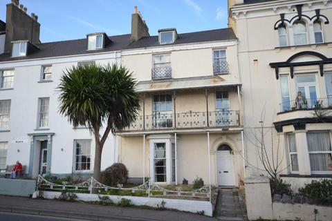 1 bedroom flat for sale - Flat 6, 22 West Cliff, Dawlish, Devon