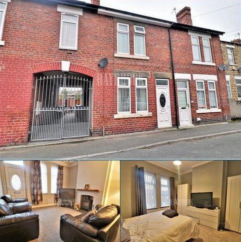 2 bedroom terraced house for sale - Butcher Street, Thurnscoe
