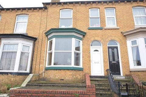 2 bedroom terraced house for sale - Franklin Street, Scarborough, North Yorkshire YO12 7JU