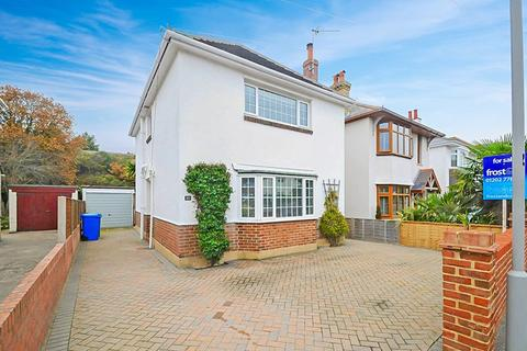 4 bedroom detached house for sale - Sherwood Avenue, Whitecliff, Poole