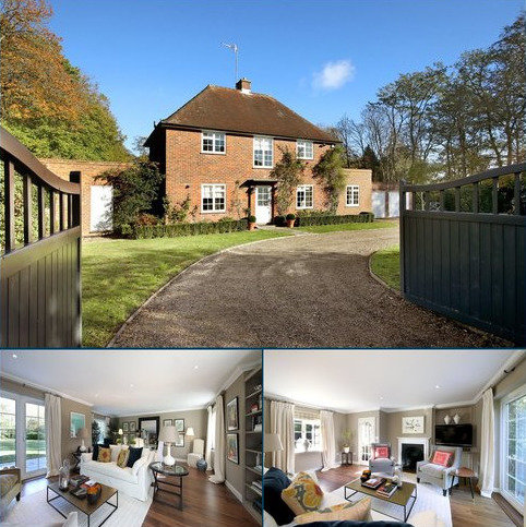 3 bedroom detached house for sale - Croft Road, Hartley Wintney, Hampshire, RG27