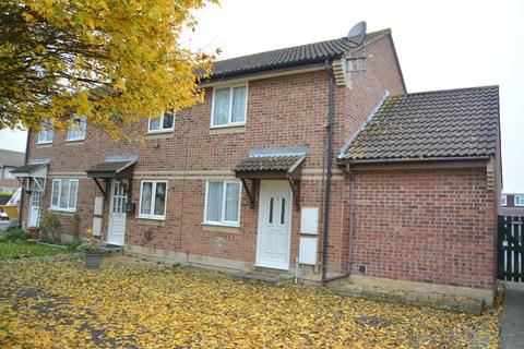 2 bedroom end of terrace house for sale - Ayckbourn Close, Burnham-On-Sea