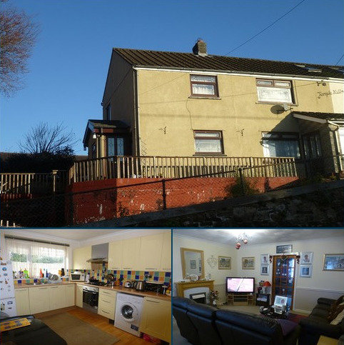 3 bedroom semi-detached house for sale - High Street, Ammanford, Carmarthenshire.