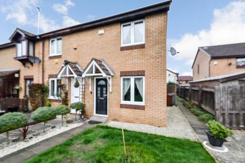 2 bedroom end of terrace house to rent - Fossdale Close, Howdale Road, Hull