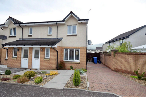 3 bedroom semi-detached house to rent - Chestnut Lane, Tullibody, Stirling, FK10 2UX