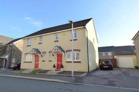 3 bedroom semi-detached house for sale - Castleton Grove, Haverfordwest