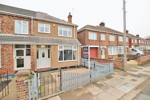 3 bedroom end of terrace house for sale - CARSON AVENUE, GRIMSBY