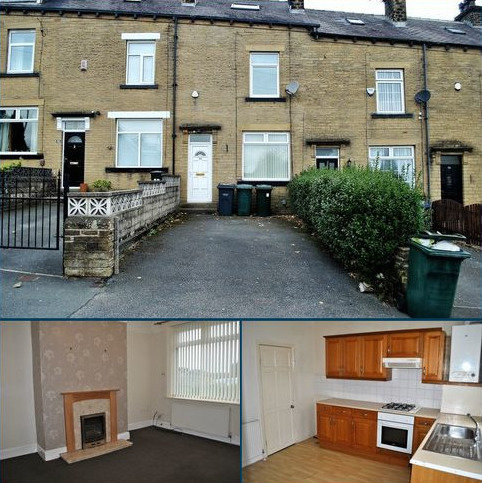 3 bedroom terraced house to rent - Beldon Lane, Horton Bank Top, BD7 4JZ